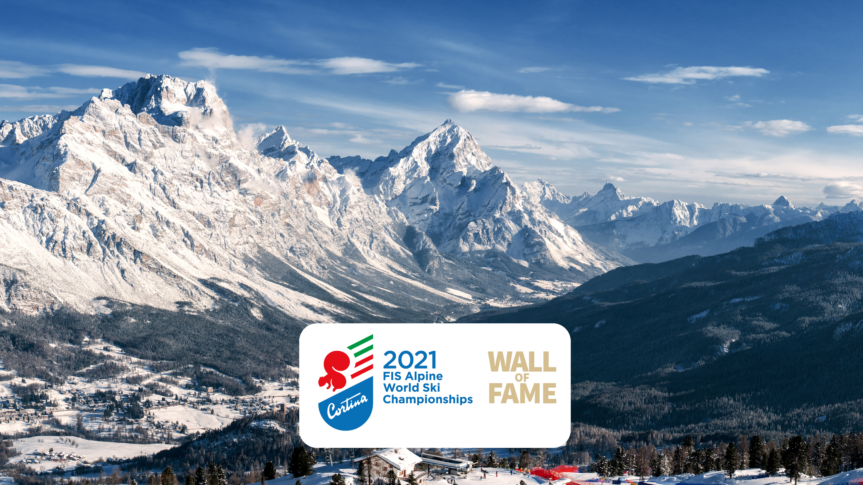 Cortina 2021 Wall of Fame