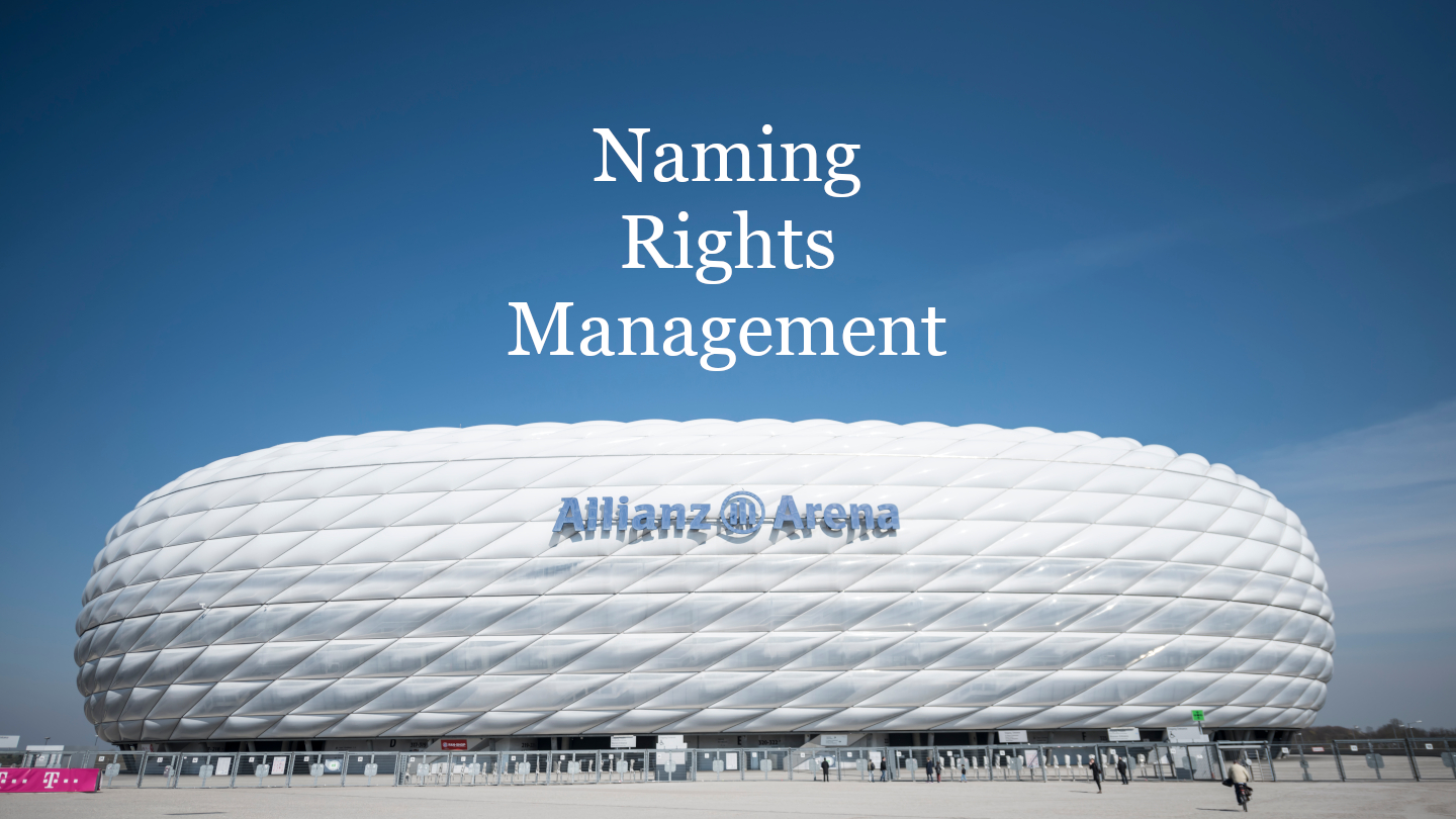 I&B Naming Rights Management